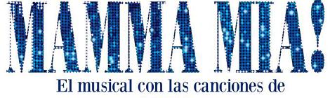 Musical MAMMA MIA Teatro Villamarta Jerez