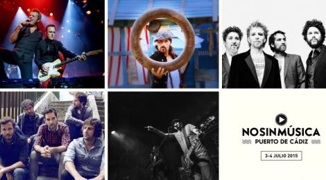 No sin Música Festival 2015 Cádiz