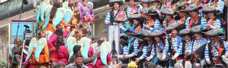 Pregón Carnaval de Cádiz 2015. Programación sábado de carnaval