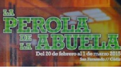 """Ruta """"La perola de la abuela 2015"""" en San Fernando: Precios y Establecimientos"""