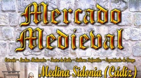 Mercado Medieval Medina Sidonia 2015
