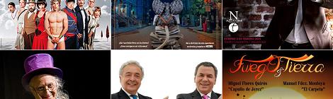 Programación Primavera Teatro Villamarta Jerez 2015: Horarios y Precios