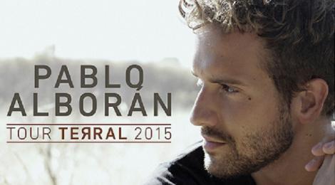 Concierto Pablo Alborán Chiclana 2015
