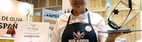 Un jerezano se convierte en el mejor tirador de Cerveza de España 2015