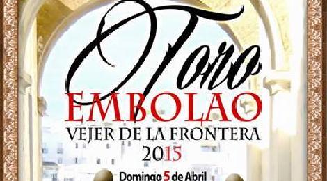 Toro Embolao de Vejer de la Frontera 2015