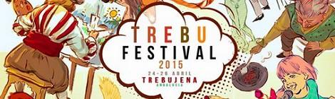 VIII Trebufestival de música callejera de Trebujena  2015: Programación Oficial