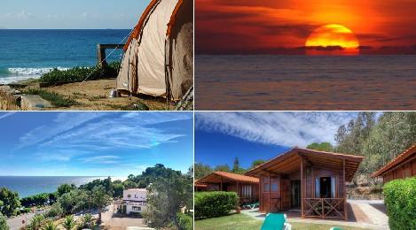 Camping Torre de la Peña, un lugar mágico a pie de playa en Tarifa