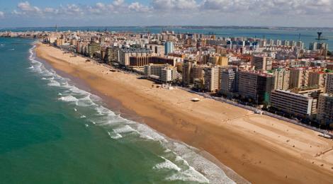 Playas más accesibles de España 2015