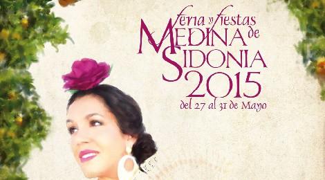Feria y Fiestas de Medina Sidonia 2015: Conciertos y Programación Oficial