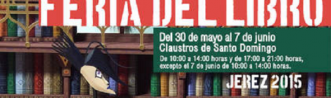 Feria del Libro de Jerez 2015
