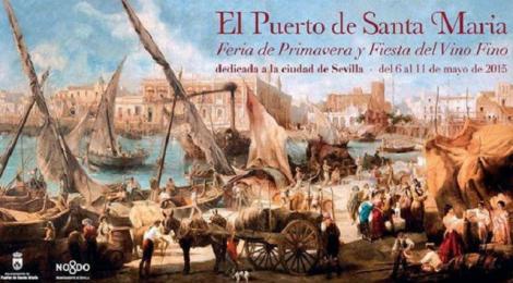 Feria el puerto santa mar a 2015 cadiz diferente - Que visitar en el puerto de santa maria cadiz ...