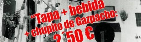 "Ruta Tapas ""Gazpacheando"" San Roque 2015"