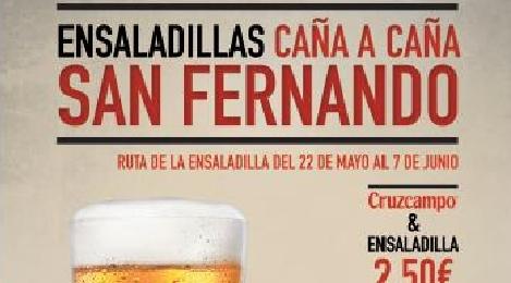 I Ruta de la Ensaladilla San Fernando 2015