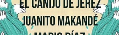 Festival The Line Underground 2015: Canijo de Jerez, Juanito Makandé y Mario Díaz