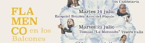 Flamenco en los Balcones Cadiz 2015