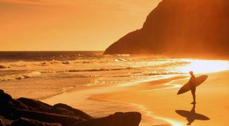 Cádiz entre las mejores playas de España para hacer surf en 2015