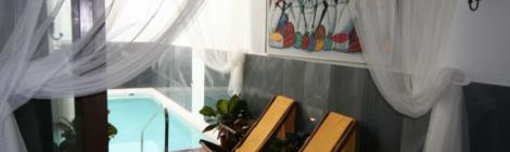 Palacio San Bartolomé entre los 7 mejores hoteles con piscina privada en España 2015