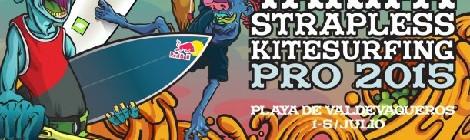 Tarifa Strapeless Kitesurfing PRO 2015