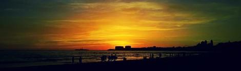 Atardeceres en Cádiz de infarto