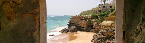 Las mejores playas nudistas de Cádiz