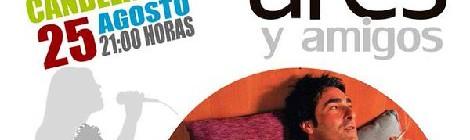 Concierto Antonio Martínez Ares en el Baluarte de la Candelaria 2015