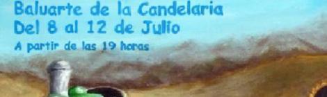 Rastrillo 2015 Baluarte de la Candelaria, Cádiz: Programación completa