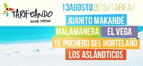 Tarifeando Sound Festival 2015