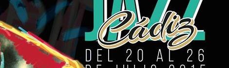 Festival JazzCádiz 2015: Fechas y Entradas