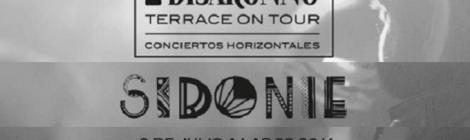 Conciertos Horizontales Disaronno Terrace On Tour en el Puerto de Santa María 2015