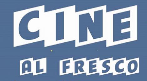 Resultado de imagen de CINE AL FRESCO