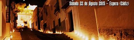 VIII Noche en Blanco de Espera 2015
