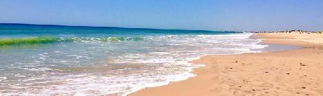 Playas con wifi en España 2018