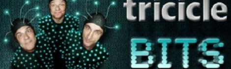 """""""BITS"""" de Tricicle en el Gran Teatro Falla de Cádiz 2015: Fecha, precio y entradas"""