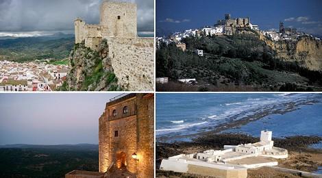 Día Nacional de los Castillos 2015: Ruta por los Castillos y Fortalezas de Cádiz