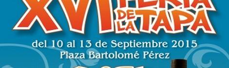 XVI Feria de la Tapa de Rota 2015
