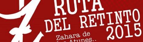 VI Ruta del Retinto Zahara de los Atunes 2015: Programación y Establecimientos