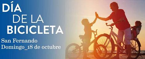 Día de la bicicleta San Fernando 2015