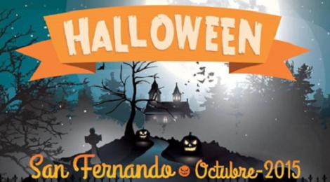 Halloween en San Fernando 2015