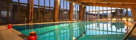 6 Hoteles con Piscina Climatizada en España