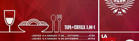 Jornadas gastronómicas Algeciras 2015