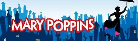 Mary Poppins en el Teatro Villamarta de Jerez de la Frontera 2015