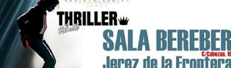 Concierto Thriller Tribute a Michael Jackson en Jerez de la Frontera 2015