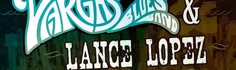 Concierto Vargas Blues Band y Lance López en el Teatro Moderno de Chiclana 2015