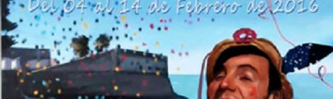 Programacion Carnaval de Cádiz 2016