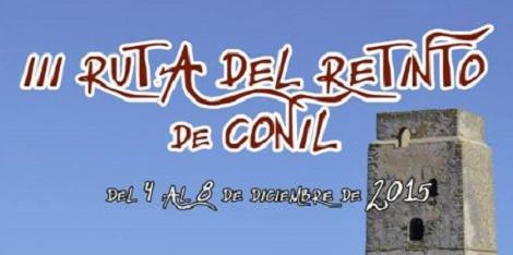 III Ruta del Retinto Conil 2015