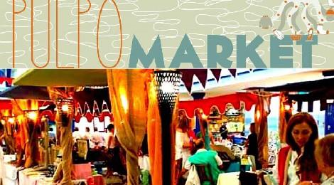 Pulpo Market El Puerto: Mercado Artesanía