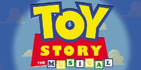 Toy Musical The Story en Cádiz