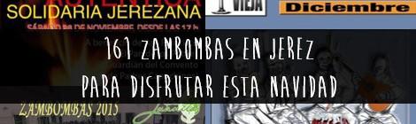 Zambomba de Jerez Navidad 2015