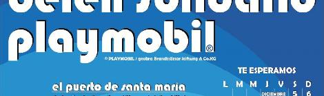 III Belén Solidario Playmobil El Puerto 2015