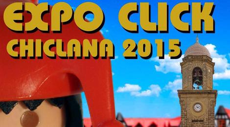 Expo-Click Chiclana 2015: Belén playmobil